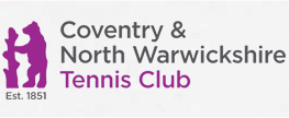 coventry & north warwickshire tennis club